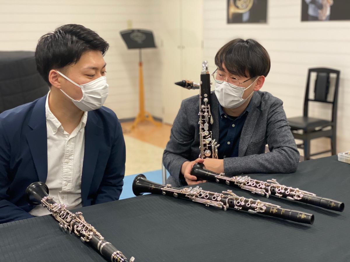 左から、和川聖也さん、亀居優斗さん