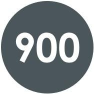 900 associates