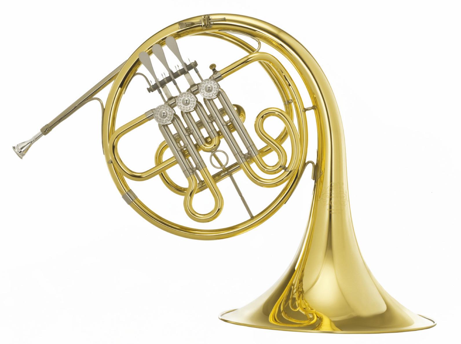 single horn